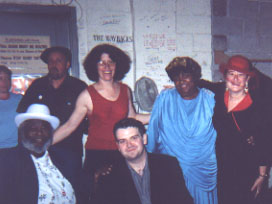 Freight Steve Freund-Big Joe Duskin-Sean Carney-Beverly Stovall-Sue Palmer